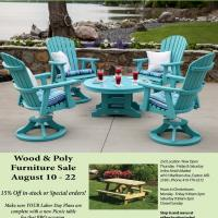 Poly Furniture Sale
